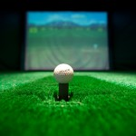 Golfsimulator Capitol Yard Golf Lounge