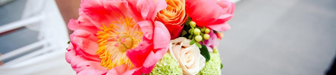 Beliebte Blumen zur Hochzeit
