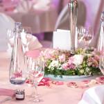 Capitol Yard Golf Lounge Hochzeit Tischdekoration