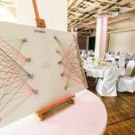 Capitol Yard Golf Lounge Hochzeit Tischplan