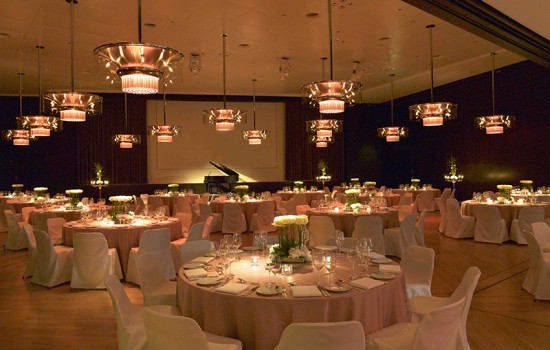 Ballroom Banquet Grand Hyatt Berlin