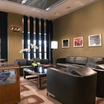 Lounge Renzo Piano II Grand Hyatt Berlin
