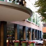 Eingang Grand Hyatt Berlin
