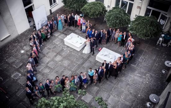 KUNZTSCHULE Hochzeit