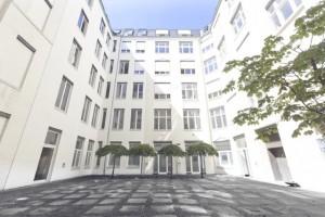 KUNZTSCHULE Berlin Hofansicht