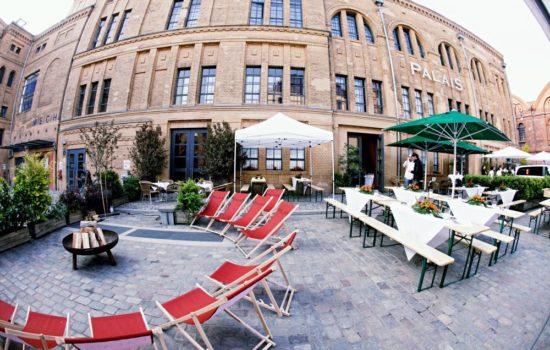 Palais Außenbereich III