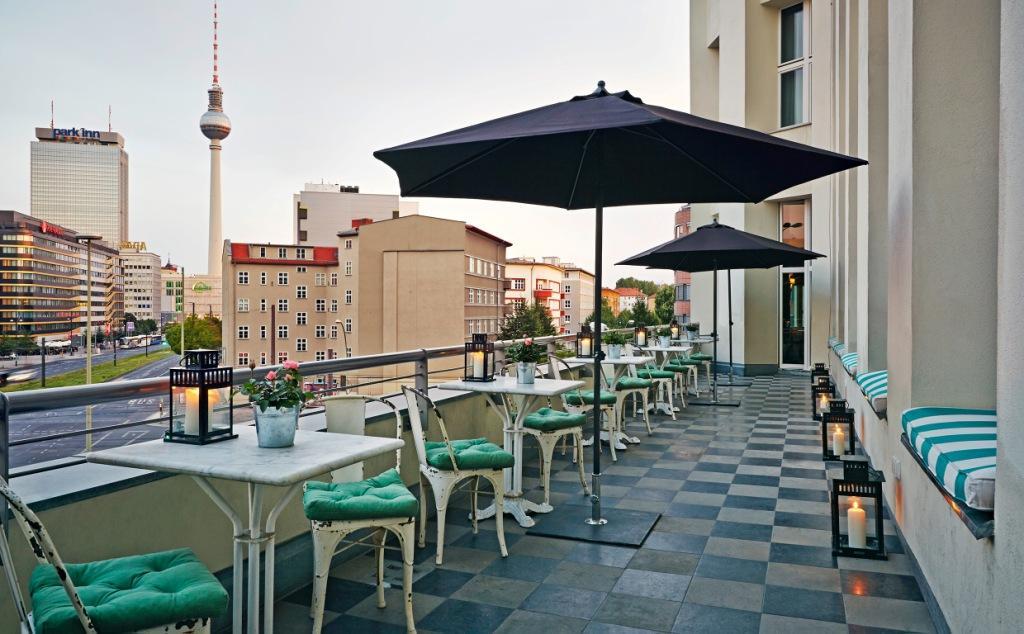 Soho House Berlin Hochzeitslocations Berlin