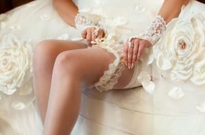 Brautkleid Accessoire