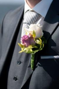 Hochzeitsanzug Accessoire