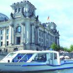 Poseidon vor Reichstag