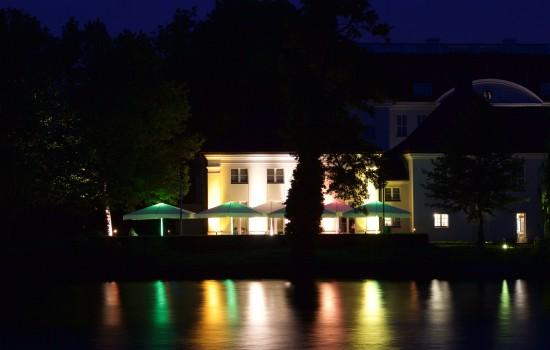 schlosscafe koepenick bei nacht