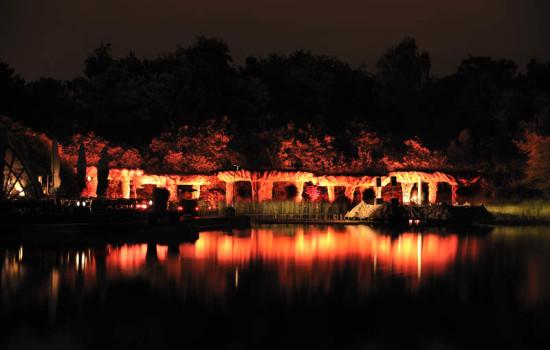 Britzer Garten Sonnenwendfest 25.06.2011