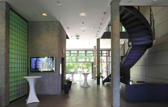 umweltforum berlin foyer