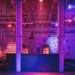spreegalerie clubraum mit tanzfläche