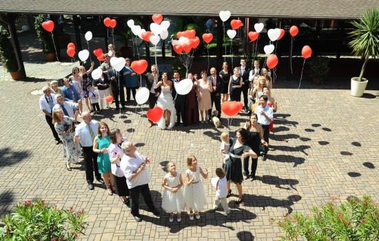 Lakeside Burghotel Strausberg Ballons