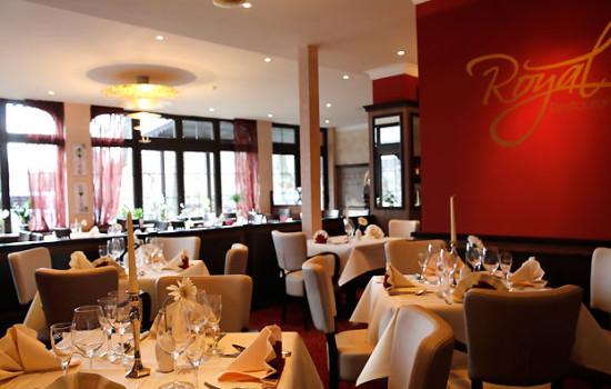 Lakeside Burghotel Strausberg Restaurant