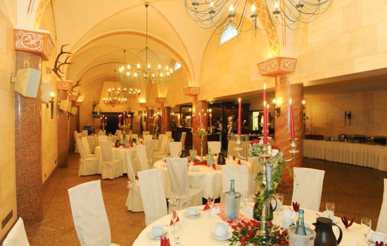 Lakeside Burghotel Strausberg Rittersaal