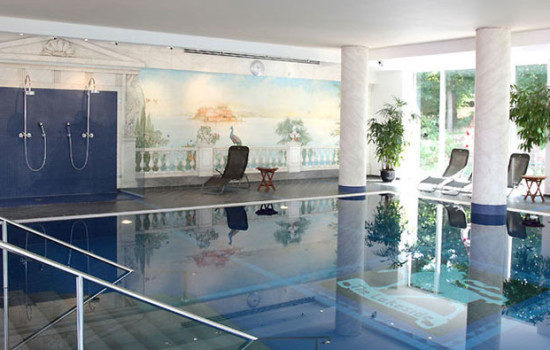 Lakeside Burghotel Strausberg Schwimmbad