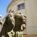 loewenpalais lion