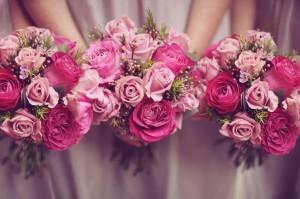 beliebte Blumen für die hochzeit