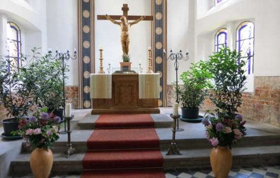 schloss ziethen altar