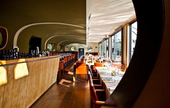 Patio Restaurantschiff Unterdeck