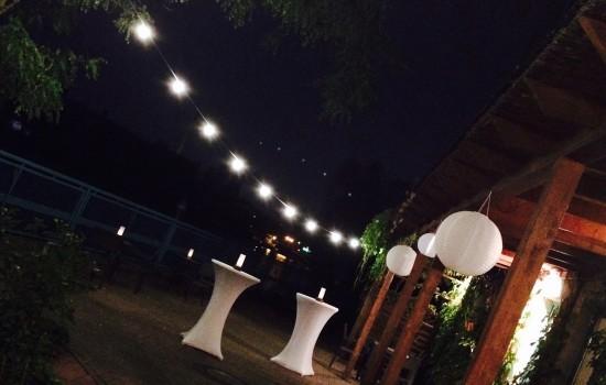white spreelounge bei nacht