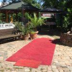 Garten der Villa Feodora