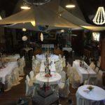 Raum in der Villa Feodora