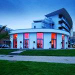 Außenansicht vom Hotel am Havelufer Potsdam