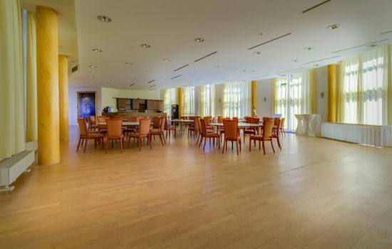 Pavillion im Seehotel Großräschen