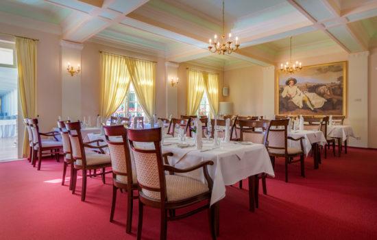 Restaurant im Seehotel Großräschen