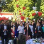 Heiraten in der Villa Feodora