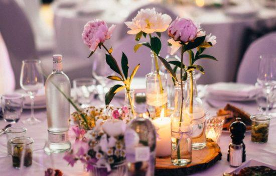 Hochzeitsdeko im Paulinen Hof