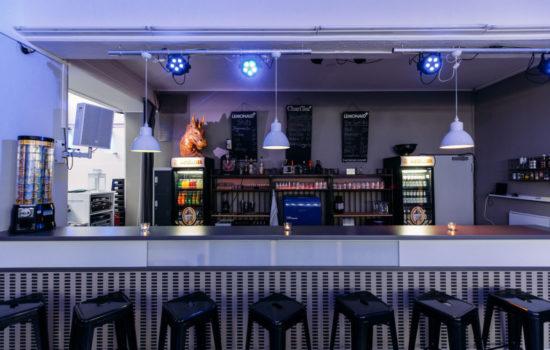 Bar der Forum Factory Berlin