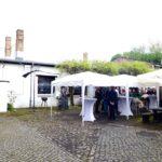 Außenfläche für Hochzeit in der Eventschmiede