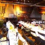 Hochzeitsfeier in der Eventschmiede in Berlin Grünau