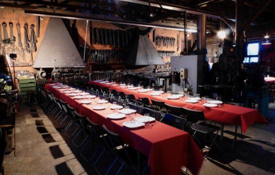 Außergewöhnlich heiraten in der Eventschmiede Kühne in Berlin Grünau